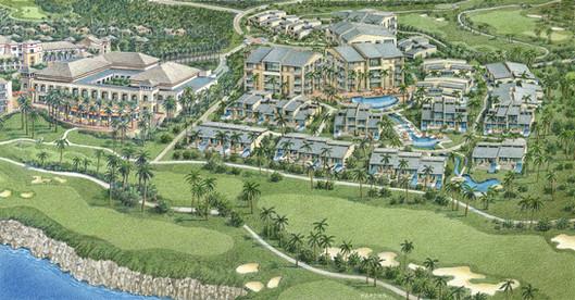 Cacique Terraces Vacation Home Concept
