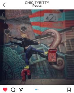 Wall Art Aerobics