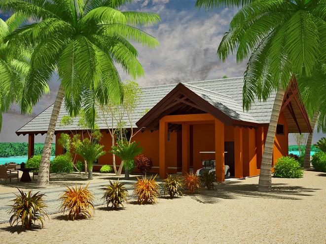Laguna Raina Residence Archetype