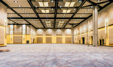 George Halas Ballroom, McCormick Lakeside Center
