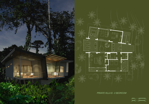 Canopy Vacation Home Residence Archetype