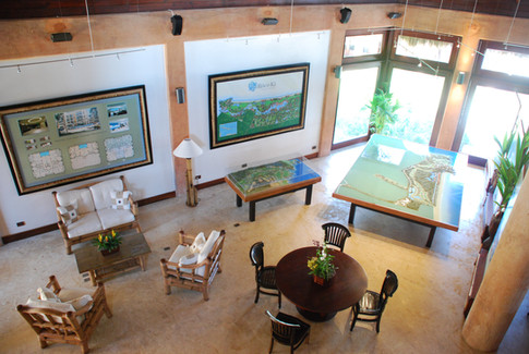 Roco Ki Sales Center Exhibit Space