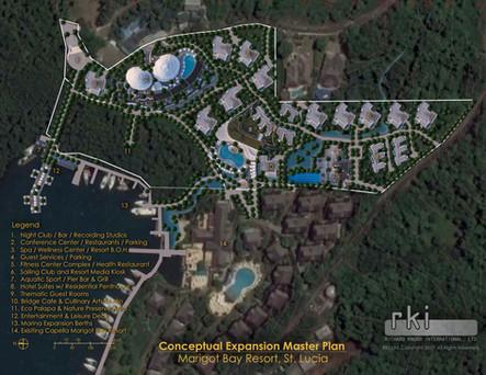 Marigot Bay Resort - St. Lucia