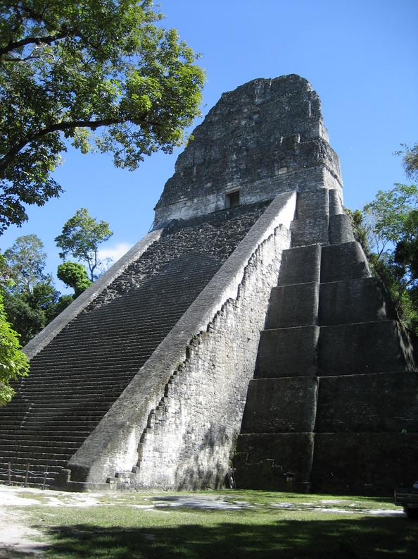 Tikal National Park, Ancient Maya Civilation
