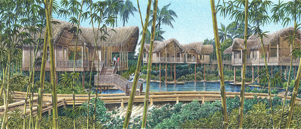 Westin Jungle Luxe Concept