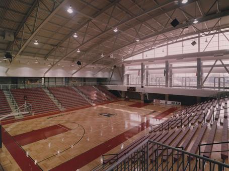 Rose Hulman Basketball Arena