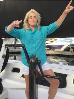 Ocean 7779 Sailing Yacht Grinder Champion