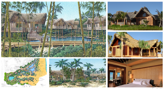 Jungle-Luxe Vacation Condominiums