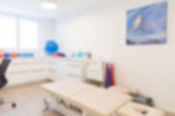 Physiotherapie – Massagen im Zentrum St. Raphael im Herzen von Naters
