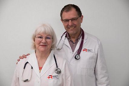 Dres-med-Claudine-und-Hermann-Schmidt - Partnerschaftliche Kompetenz St. Raphael in Naters