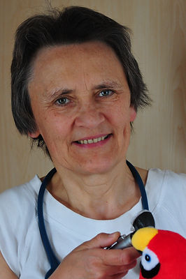 © Dr.-medic (R) Marianne Imthurn ( Kinder- und Jugendmedizin ) Zentrum St. Raphael in Naters