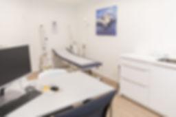 Medizinisches Angebot im Gesundheits Zentrum Sankt Raphael in Naters