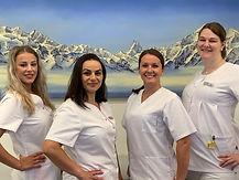 © Unser Team der Zahnmedizin St. Raphael im Herzen von Naters