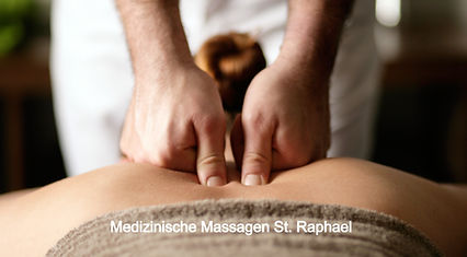 © Medizinische Massagen Zentrum St. Raphael Naters