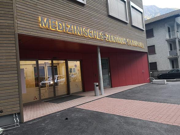 Medizinisches Zentrum Sankt Raphael in N