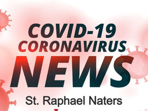 Covid-19 - Impfung bei Uns - Wichtige Änderungen - Update Stand 05.04. 2021 - St. Raphael