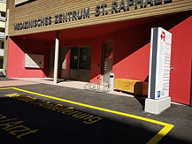 © Unsere Öffnungszeiten und Kontakt der Zahnmedizin St. Raphael im Herzen von Naters