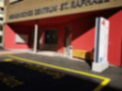 Sankt Raphael Zentrum Gesundheit in Naters im schönen Wallis by Dr. Schmidt