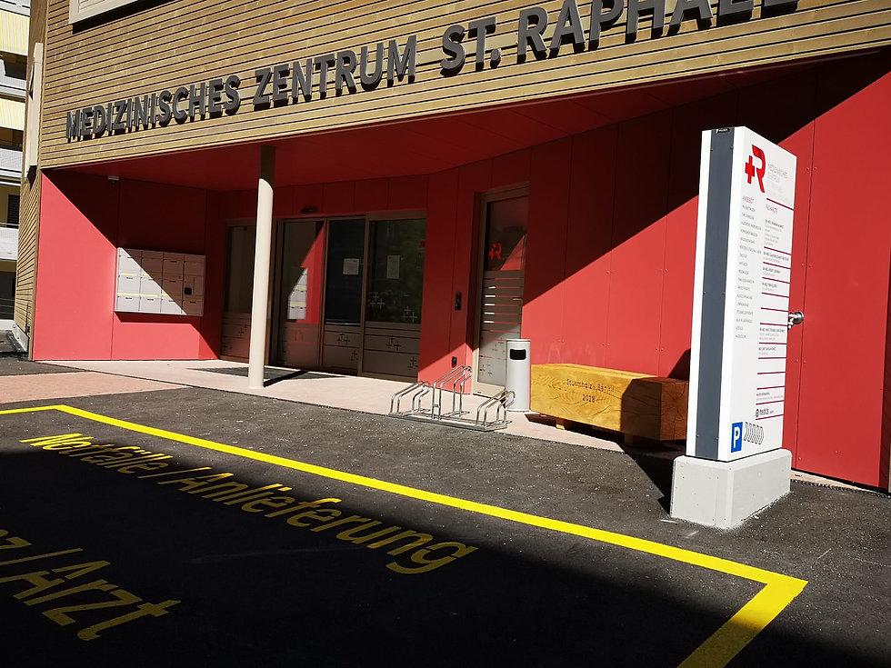 Sankt Raphael Zentrum gesundheit in Nate