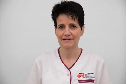 Frau E. Leiggener Anaesthesiepflege St. Raphael in Naters