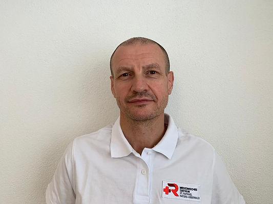 © Dr. med. (R) Alexey Lebedev Facharzt für Urologie im Zentrum St. Raphael Naters
