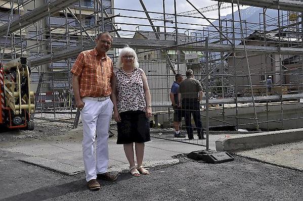 Neues Gesundheitszentrum als Chance für junge Ärzte in Naters im Zentrum Sankt Raphael in Naters