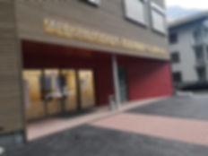 Arbeiten in einem hochmodernen, aber familiären Umfeld im Medizinischen Zentrum St. Raphael Naters