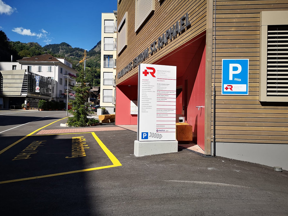 Zentrum Sankt Raphael im Oberwallis an Ihrer Seite für Ihre Gesundheit by Sanktraphaelnaters.com