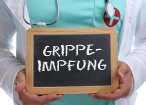 Grippeimpfung im Medizinischen Zentrum St. Raphael :