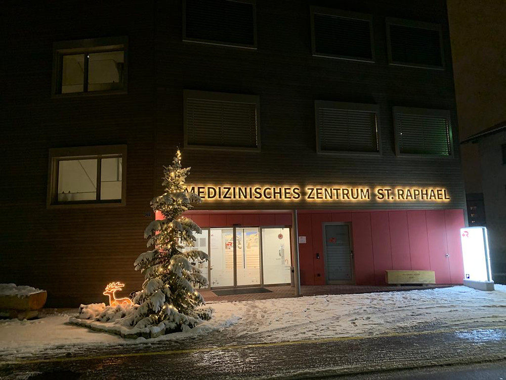 Medizinisches Gesundheits Zentrum Sankt Raphael in Naters