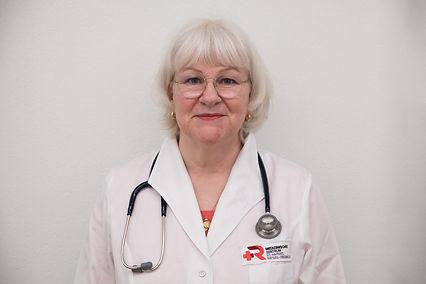 Dr. med. Claudine Schmidt - Brutsche Zentrum Sankt Raphael in Naters