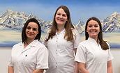 Team Zahnmedizin im Zentrum Sankt Raphael Naters