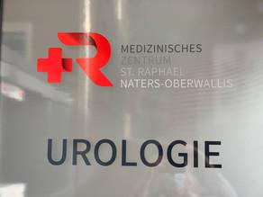 Urologie - St. Raphael Naters- An Ihrer Seite - Ihre Gesundheit ganzheitlich erfasst
