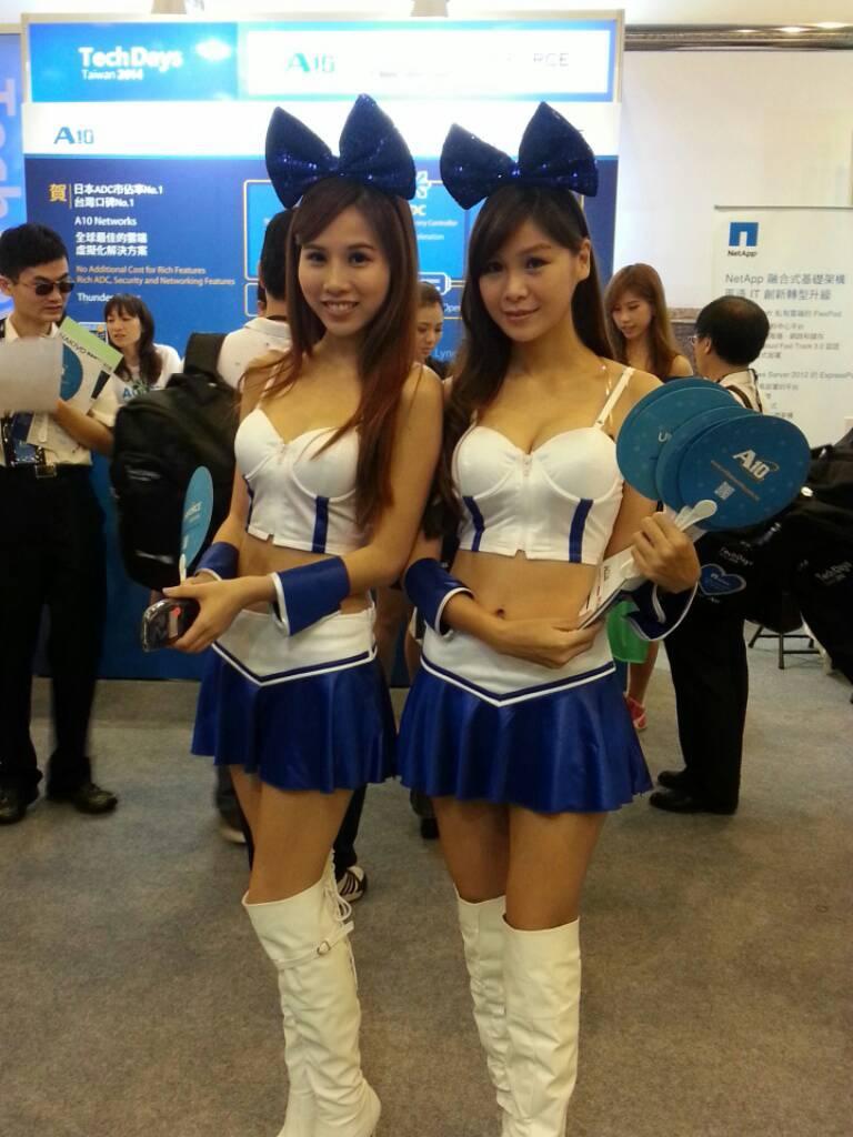 2014 Microsoft TechDays - A10-18