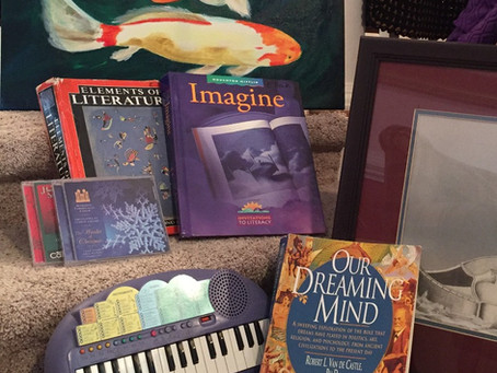 Dream Inspired Creativity