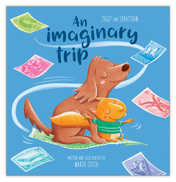 An imaginary trip