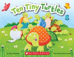 Ten Tiny Turtles