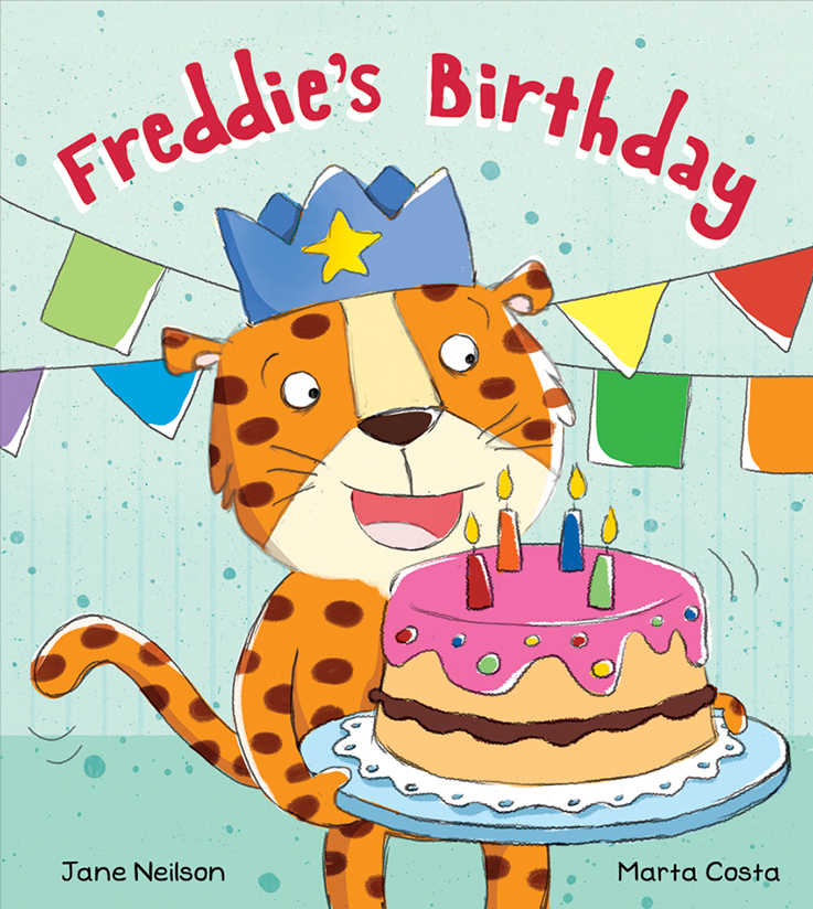 Freddie's Birthday