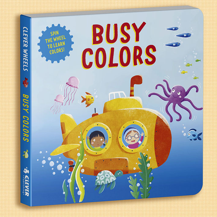 BUSY COLORS