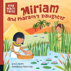 Miriam and the Pharaoh's Daughter