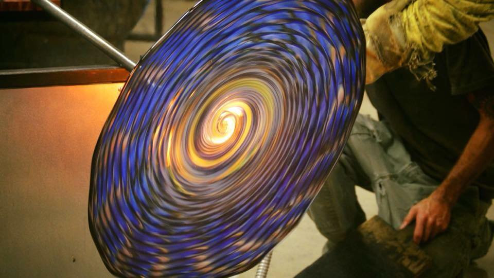 Glass Blowing Class for Two