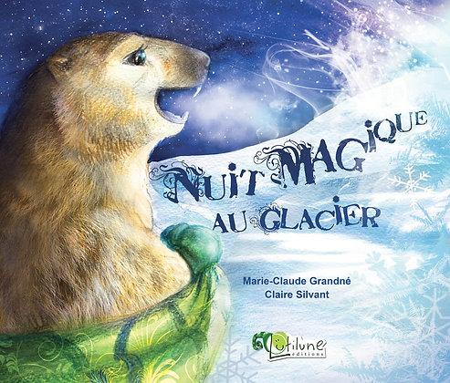 Nuit magique au glacier