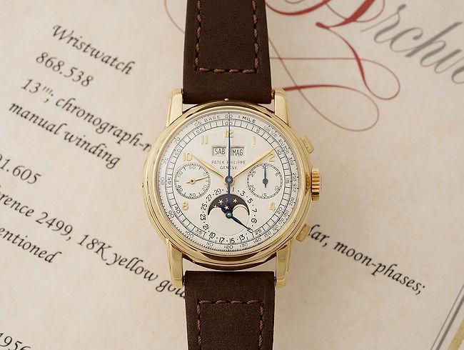 Patek Philippe 2499 1st series Geneva Wa