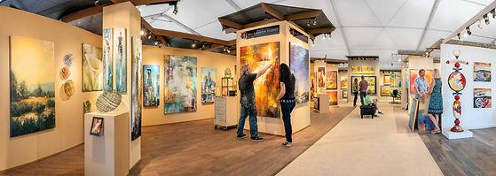 Celebration of Fine Art studios