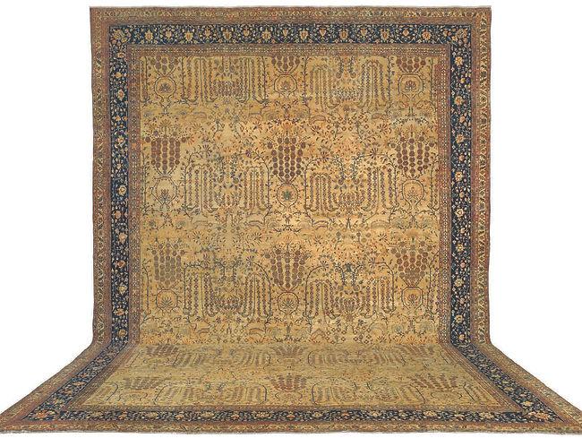 Claremont Rug - Persian Antique - Indulg