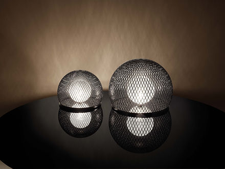 Private Air Magazine | Fendi Casa Agata Table Lamps