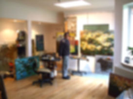 Mao Wen Biao In Studio