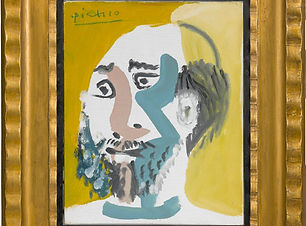 Bearded Man - Picasso