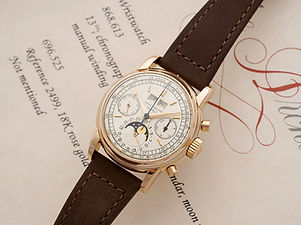 Patek Philippe 2499 2nd series Geneva Wa