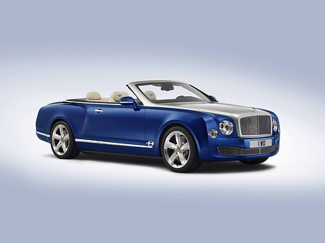Private Air Luxury Homes Magazine Presents The Bentley Grand Convertible